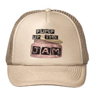 Pump Up the Jam Trucker Hat