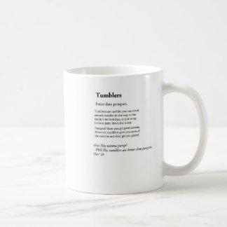 Pumpers vs. Tumblers Mug