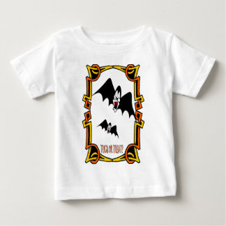 Pumpiks and hghots, tricks or treats! baby T-Shirt