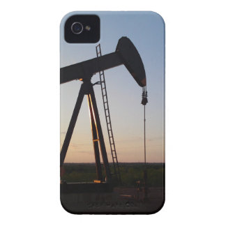 Pumping Unit in West Texas Case-Mate iPhone 4 Cases
