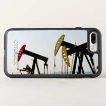 Pumpjacks in Taft California OtterBox Symmetry iPhone 8 Plus/7 Plus Case