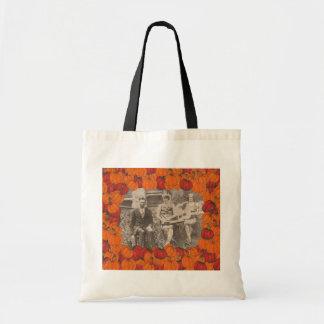 Pumpki Patch Pix Tote Bags