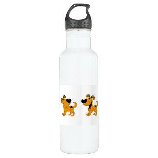 Pumpkin 24oz Water Bottle