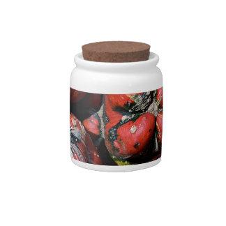 pumpkin-2738637 candy jar
