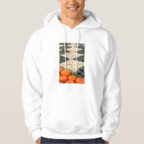 Pumpkin and squash pattern, Germany Hoodie