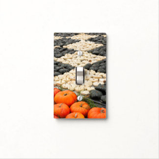 Pumpkin and squash pattern, Germany Light Switch Cover