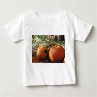 pumpkin and squirrel baby T-Shirt