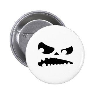 Pumpkin Angry Button