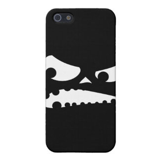 Pumpkin Angry iPhone SE/5/5s Cover