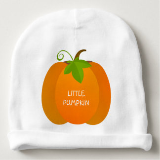 Pumpkin Baby Beanie