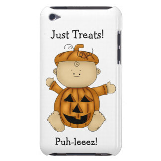 Pumpkin Baby Fun Barely There iPod Cover