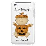Pumpkin Baby Fun iPod Touch Case