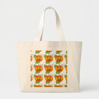 Pumpkin Canvas Bag