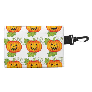 Pumpkin Accessories Bags