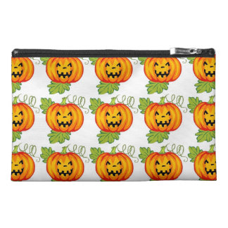 Pumpkin Travel Accessory Bags