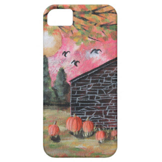 Pumpkin Barn iPhone SE/5/5s Case