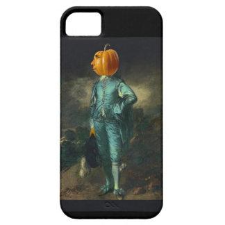 Pumpkin Boy iPhone 5 Case