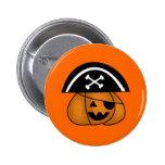 Pumpkin Button