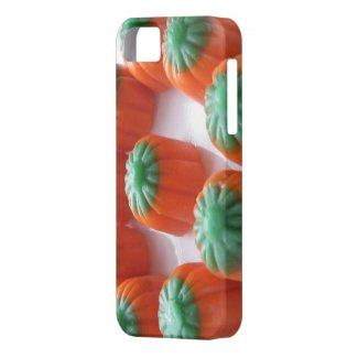 Pumpkin Candy Corn iPhone 5 Case