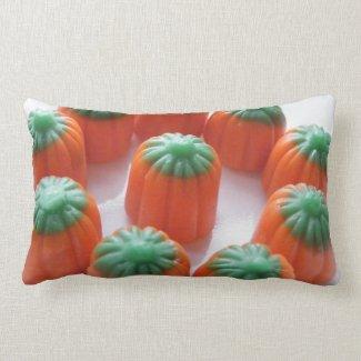Pumpkin Candy Corn Pillows
