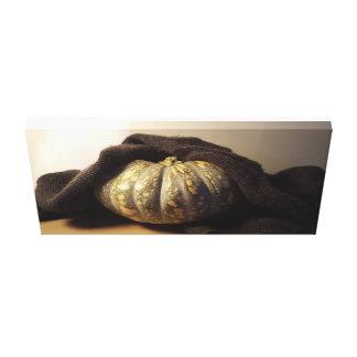 Pumpkin Canvas