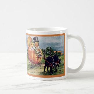 Pumpkin Carriage Coffee Mug