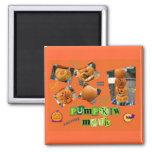 Pumpkin Carver's Magnet