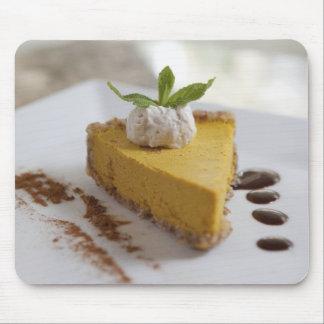 Pumpkin Cheesecake Mouse Pad