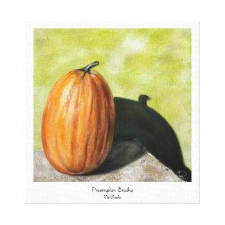 Pumpkin classic still life vegetable oil painting canvas print