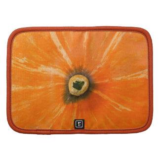 Pumpkin closeup organizers