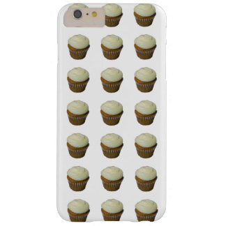 Pumpkin Cupcake Barely There iPhone 6 Plus Case