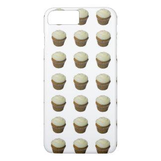 Pumpkin Cupcake iPhone 7 Plus Case