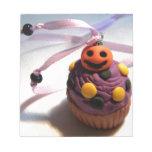 Pumpkin Cupcake Memo Note Pads