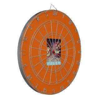 Pumpkin Dart Board