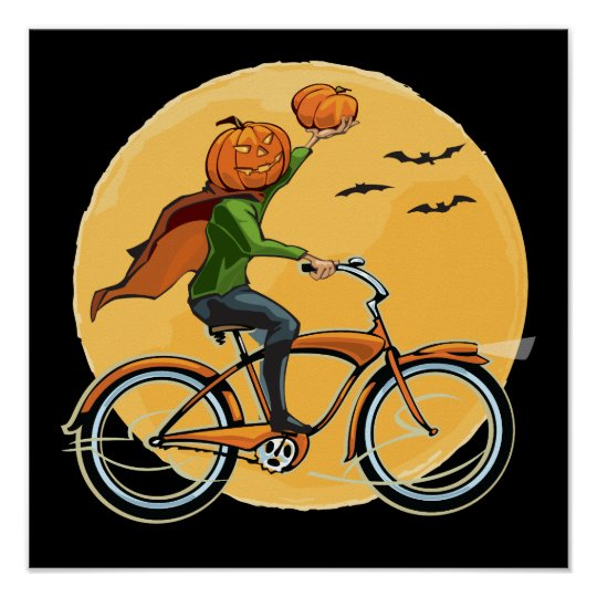 Pumpkin Delivery Poster