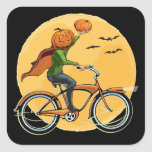 Pumpkin Delivery Stickers