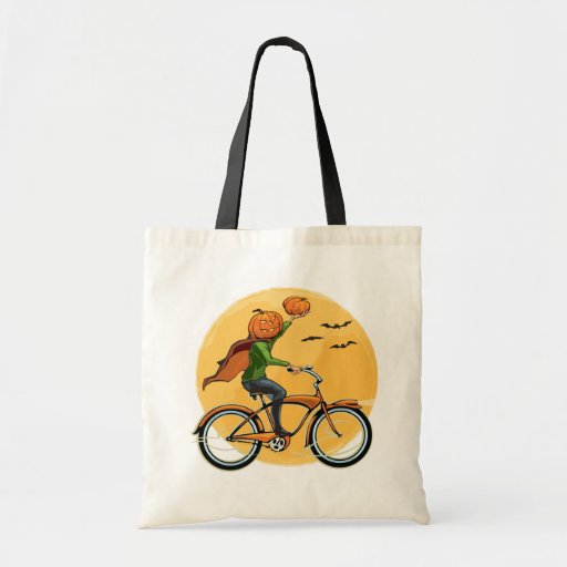 Pumpkin Delivery Tote Bag