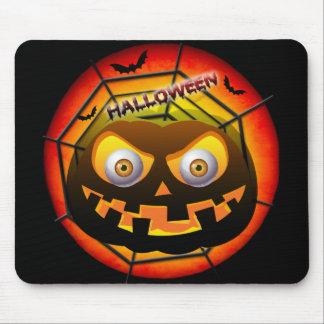 pumpkin design mouse pads