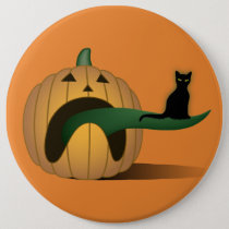 Pumpkin Disgust Button