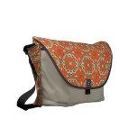 Pumpkin Dream Messenger Bags