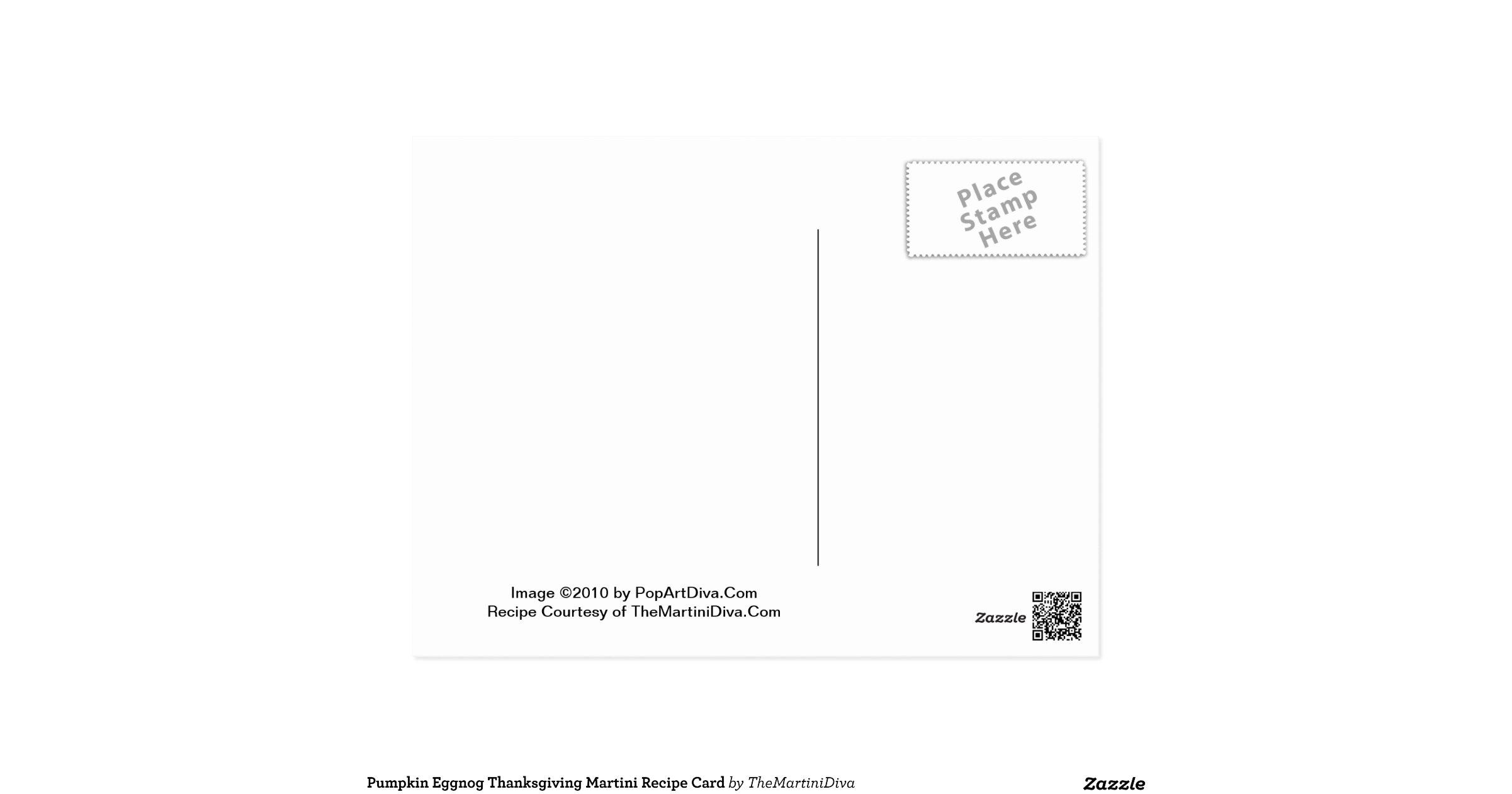 pumpkin_eggnog_thanksgiving_martini_recipe_card_postcard ...