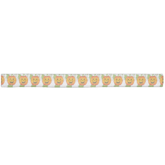 Pumpkin Elastic Hair Tie