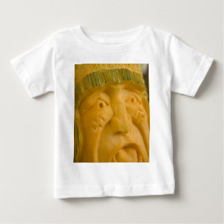 Pumpkin Face Baby T-Shirt