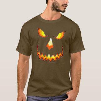Pumpkin Face - Dark T-Shirt