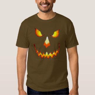 Pumpkin Face - Dark Tee Shirt