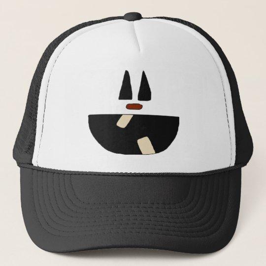 Pumpkin Face Halloween Hat/Cap Trucker Hat