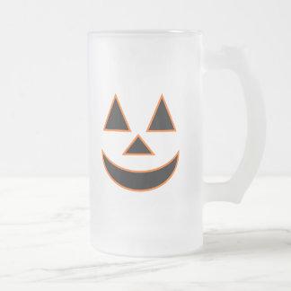 Pumpkin Face Holiday Design You Can Customize Mug