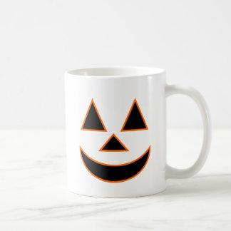 Pumpkin Face Holiday Design You Can Customize Coffee Mugs