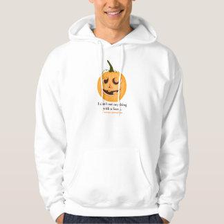 Pumpkin Face - Hoodie