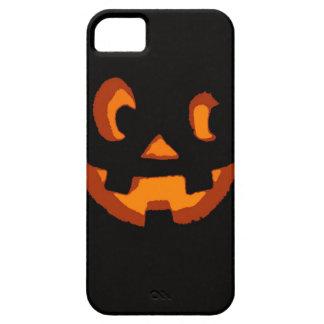 Pumpkin Face iPhone SE/5/5s Case